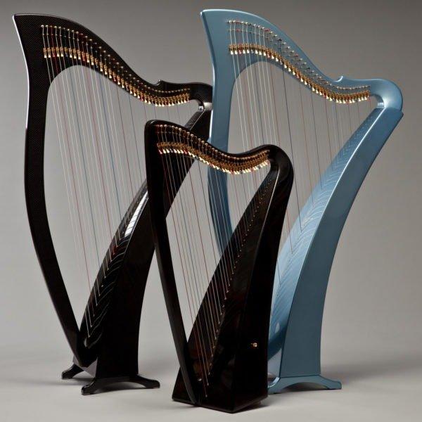 Starlight and Legend Harps