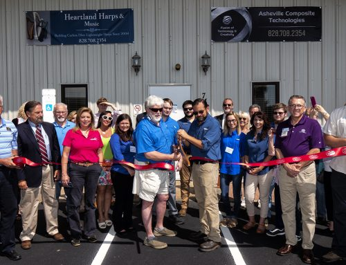 Carbon Fiber Fabrication Shop Grand Opening