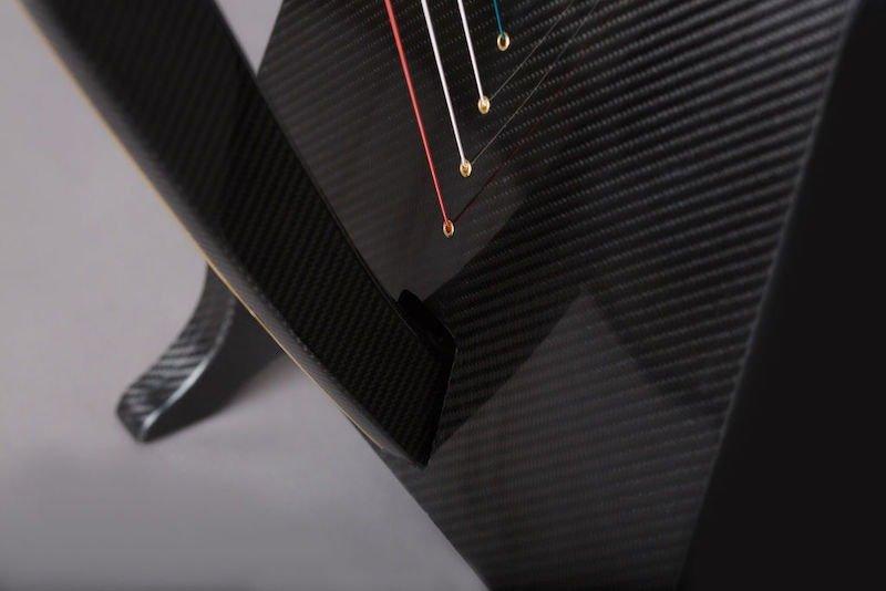 lightweight harps, carbon fiber harp